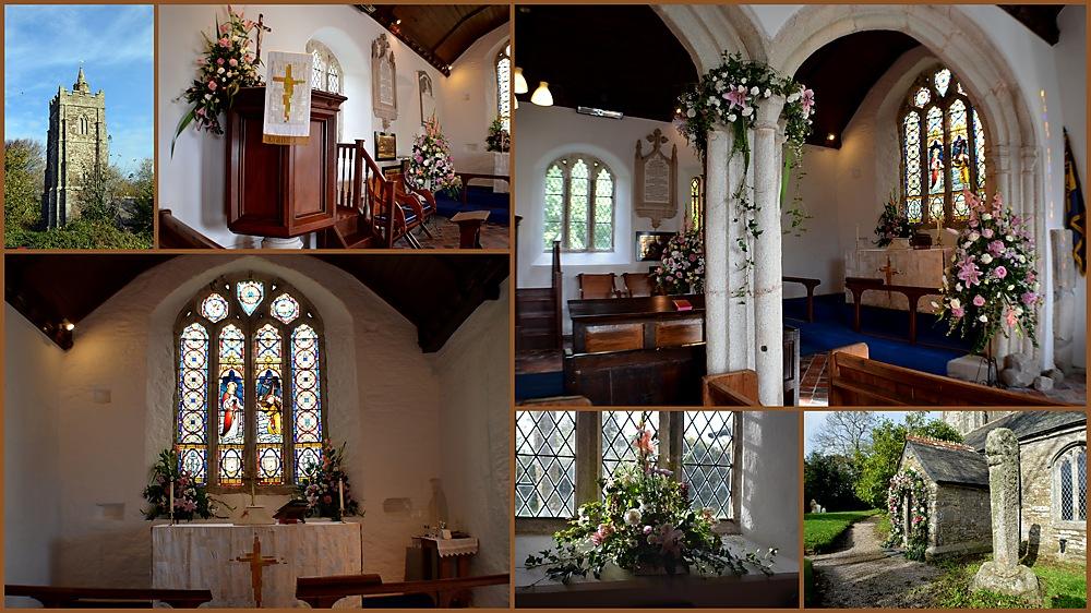photoblog image All Saints Day at St Allen's Church